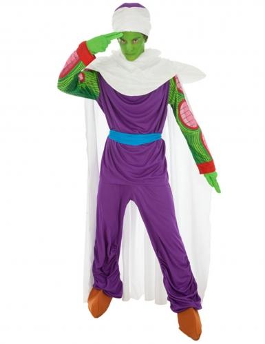 Piccolo-Kostüm Dragon Ball™-Lizenzkostüm für Herren lila-grün