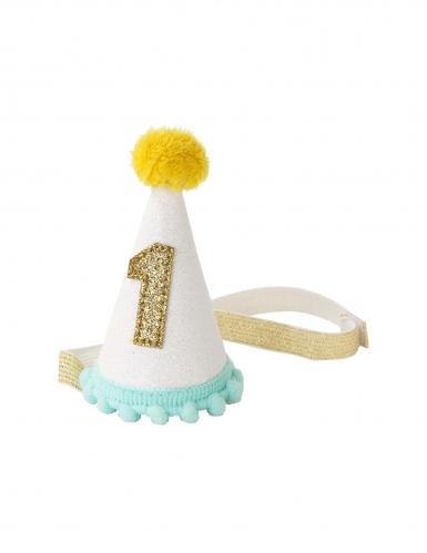 Mini-Partyhut für Babys bunt