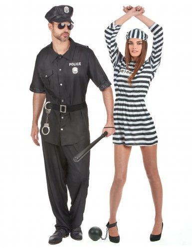 faschingskostüm polizistin
