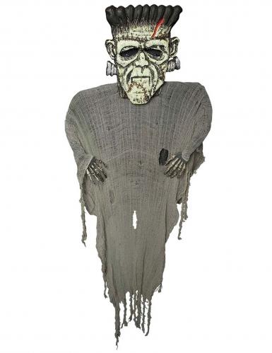 Monster-Dekoration Halloween-Deko grau 190 cm