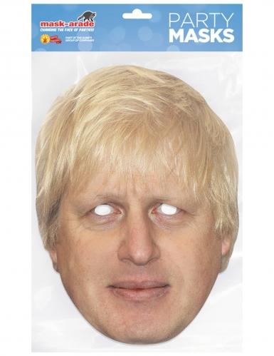 Boris Johnson Maske