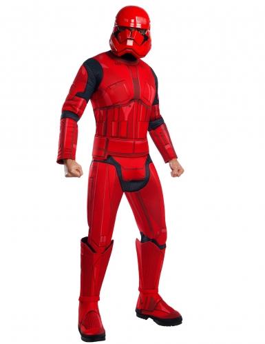 Sith Trooper™ Kostüm Star Wars™ Kostüm für Erwachsene rot