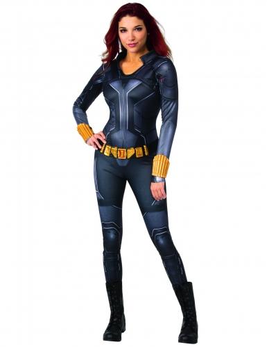 Black-Widow™-Kostüm für Damen Marvel™-Overall