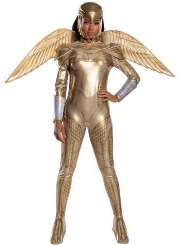 Offizielles Wonder Woman 1984™ Damenkostüm goldfarben
