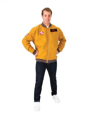 Kultige Ghostbusters™-Bomberjacke für Erwachsene gelb