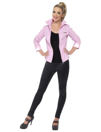 Pink Ladies™-Damenkostüm Grease™ pink