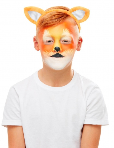 Frecher Fuchs Accessoire- und Make-up Set für Kinder bunt