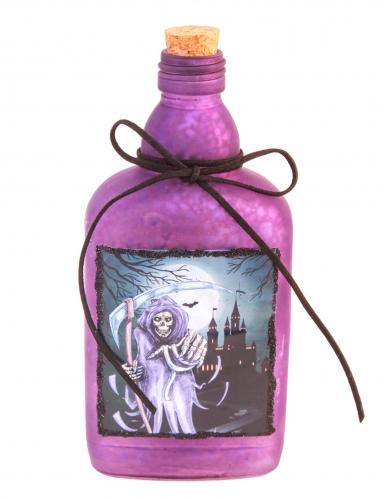 Elixier des Todes Halloween-Deko violett-bunt 19 cm