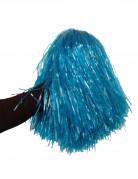 Pompom für Cheerleader blau
