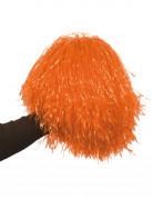Pompom Cheerleader-Accessoire orange 35cm
