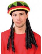 Dreadlocks Mütze bunt