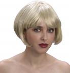 Kurze Damenperücke blond