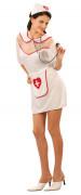 Sexy Krankenschwester Damenkostüm