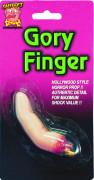 Abgerissener Finger Halloween-Accessoire