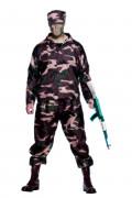 Soldat Kostüm L