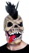 Schädel-Rocker-Maske
