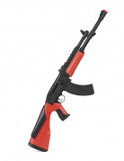 Kalashnikov Spielzeug-Gewehr braun-schwarz