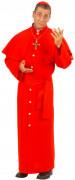 Kardinal Kostüm Papst rot