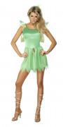 Grüne Fee Damenkostüm Märchen grün