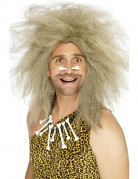 Neanderthaler Perücke Kostüm-Zubehör braun