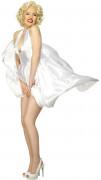 Marilyn Monroe - Damenkostüm weiß