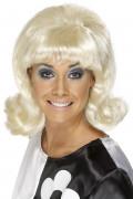 Damen-Perücke 60er Jahre blond