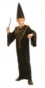 Böser Zauberer Halloween-Jungenkostüm