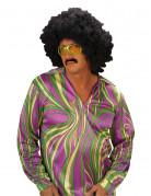 Disco Shirt grün-bunt