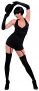 Showgirl Kostüm schwarz