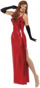 Showgirl Diva Kostüm rot