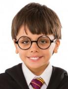Harry Potter™-Brille für Kinder Kostümzubehör schwarz