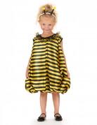 Süsses Bienchen Kinderkostüm Biene schwarz-gelb