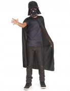 Darth Vader Kinder Kostüm Set schwarz