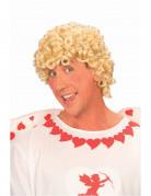 Amor Locken-Perücke für Herren blond