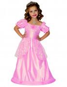 Prinzessin Kinderkostüm Märchen rosa