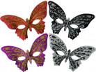 Schmetterling-Augenmaske Kostümaccessoire