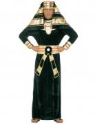 Mächtiger Pharao äypter-Herrenkostüm schwarz-gold-rot