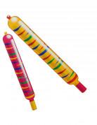 Raketen Luftballon-Set 8 Stück bunt