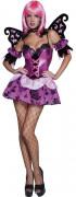 Tainted Garden Bezaubernde Fee Damen-Kostüm pink-schwarz