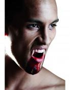 Scarecrow Vampir Eckzähne Deluxe weiss