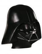 Darth-Vader-Halbmaske Star Wars Lizenzmaske schwarz