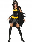 Batgirl Damenkostüm Lizenzware schwarz-gelb