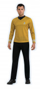 Star Trek Shirt Deluxe gold