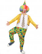 Clownskostüm Zirkus-Kostüm bunt