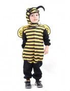 Biene Kinderkostüm schwarz-gelb