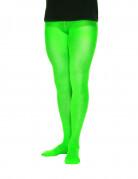 Elf Strumpfhose für Herren Wichtel grün 70 DEN