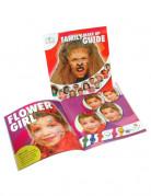 Familienfreundlicher Make-Up Leitfaden Buch mit Make-Up Tipps bunt 19,5x21cm