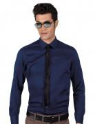 Schwarze Krawatte für Herren