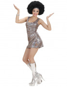 Minikleid Disco für Damen