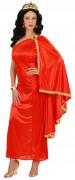 Römerin Damenkostüm M rot-gold